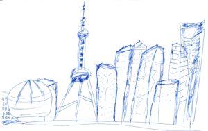 dessin moche carnet de voyage numérique scrapbooking MaxiTrips
