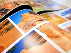 Tutoriel 3 carnet de voyage numérique scrapbooking IMPRIMEUR