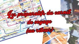 Tutoriel carnet de voyage numérique scrapbooking, préparation de vos fichier MaxiTrips